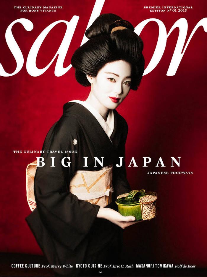 Sabor Magazine 2011 & 2013 1