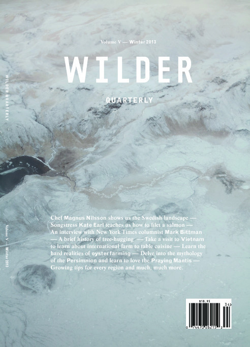 Wilder Quarterly 2011–13 1