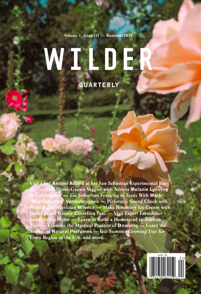 Wilder Quarterly 2011–13 2