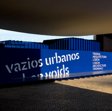 <cite>Vazios Urbanos</cite> Exhibition at the Lisbon Architecture Triennial