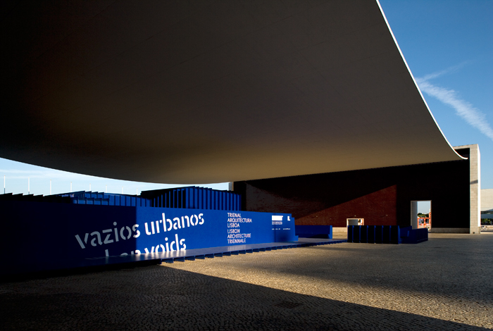 Vazios Urbanos Exhibition at the Lisbon Architecture Triennial 1