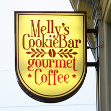 Melly's Cookie Bar