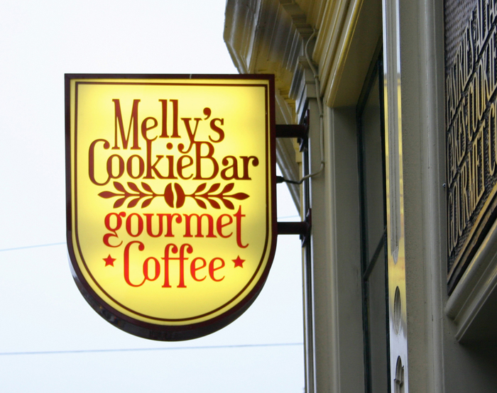 Melly's Cookie Bar 1