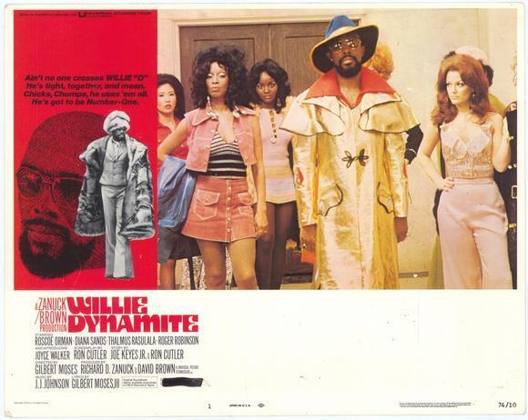 Willie Dynamite Movie Posters 3