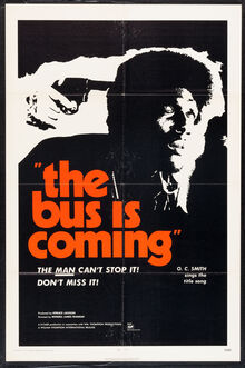 <cite>The Bus is Coming</cite> Movie Poster