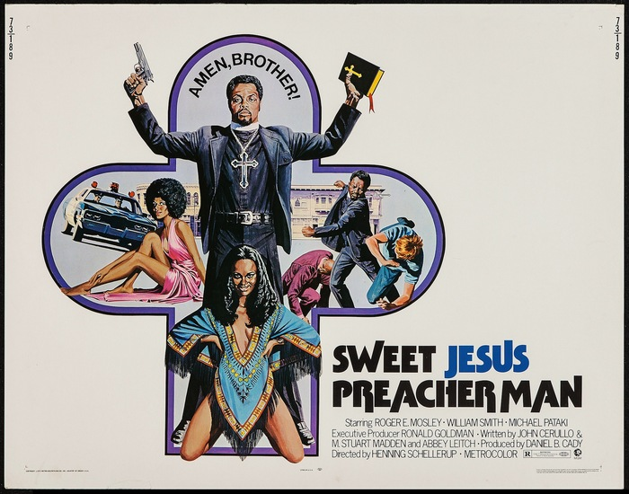 Sweet Jesus, Preacher Man Movie Posters 2