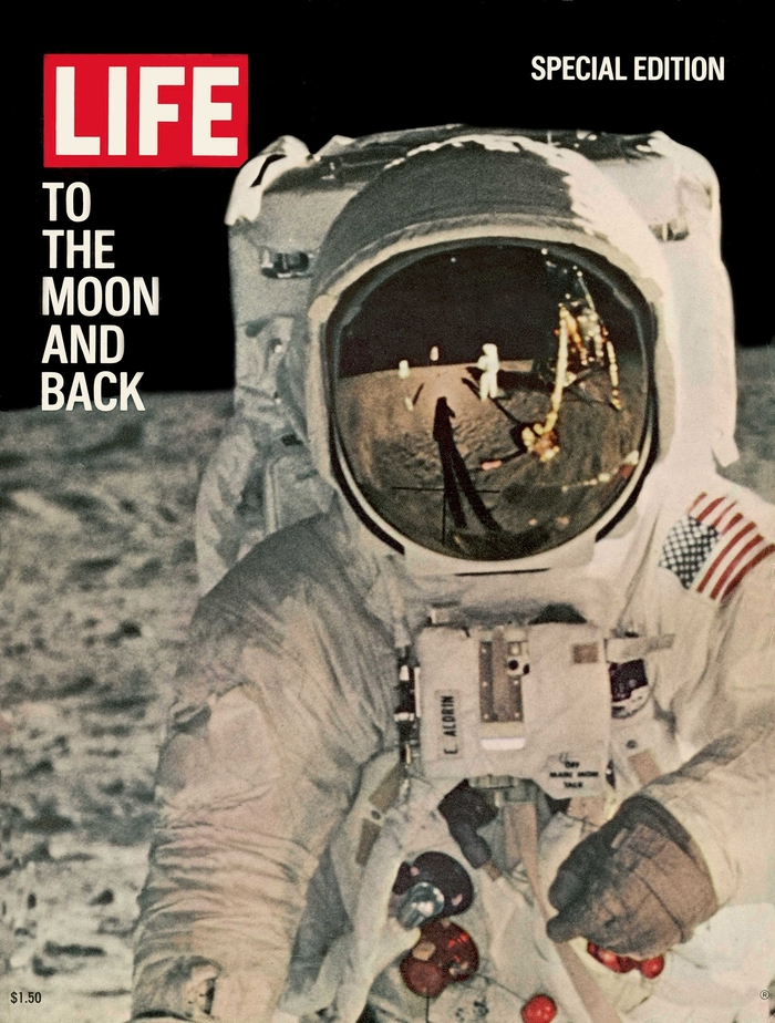 "LIFE Magazine, 1969 Special Edition: ""To The Moon and Back"""