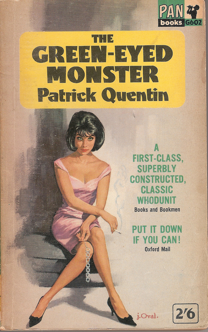 The Green-Eyed Monster by Patrick Quentin