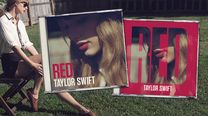 RED – Taylor Swift 1