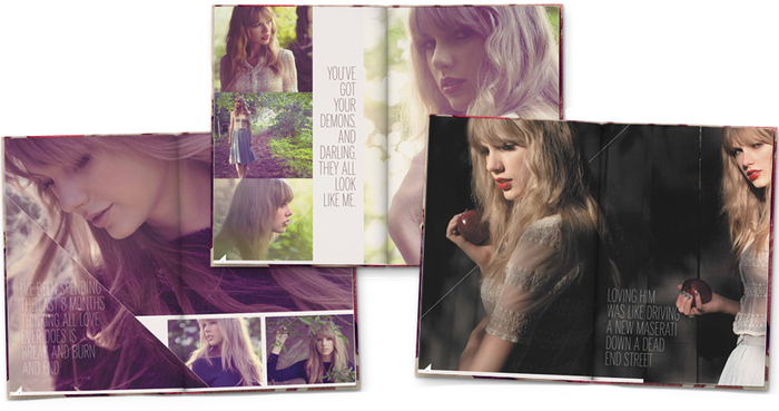 RED – Taylor Swift 5