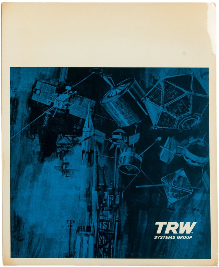 TRW Press Kit for NASA Apollo 11 Mission 1