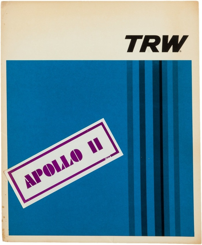 TRW Press Kit for NASA Apollo 11 Mission 2