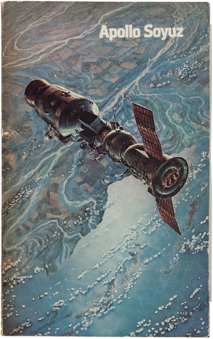 Apollo Soyuz by Walter Froehlich 1