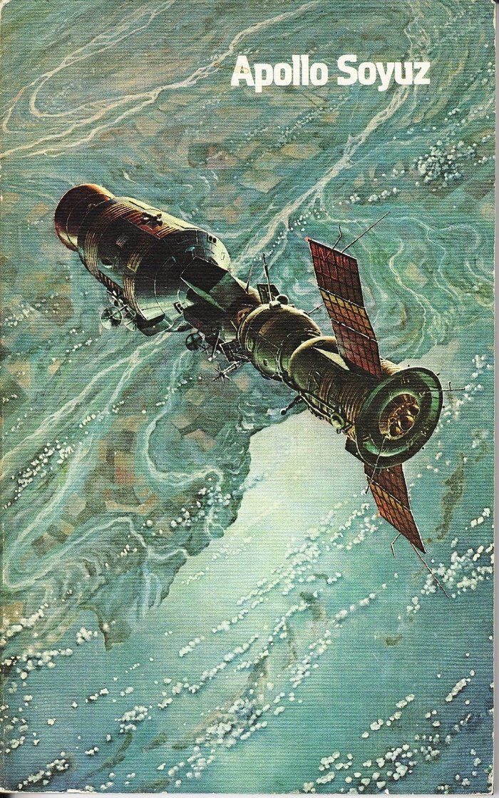Apollo Soyuz by Walter Froehlich 2