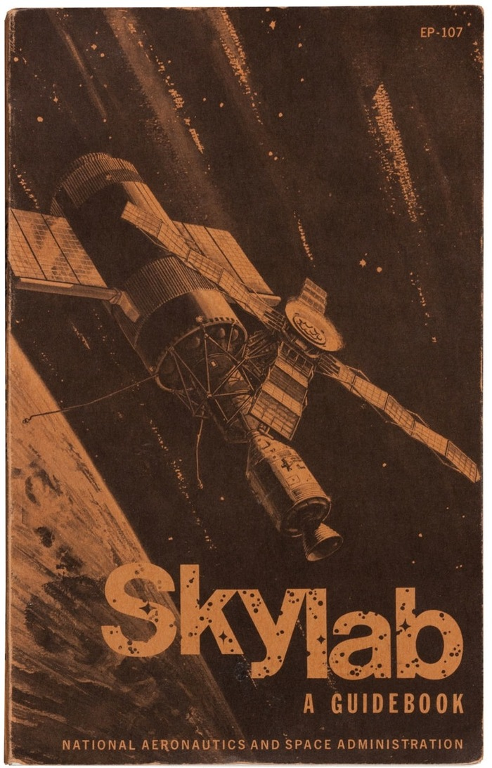 Skylab, A Guidebook by Leland F. Belew 1
