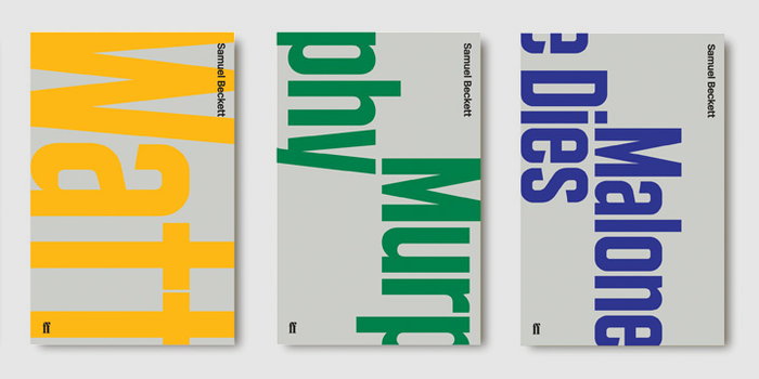 Samuel Beckett Complete Works, Faber & Faber Editions 1