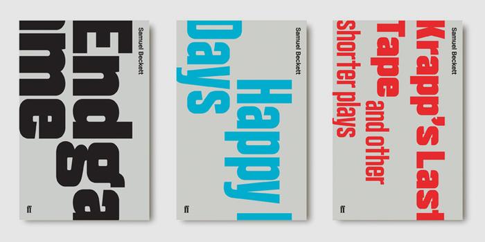 Samuel Beckett Complete Works, Faber & Faber Editions 2
