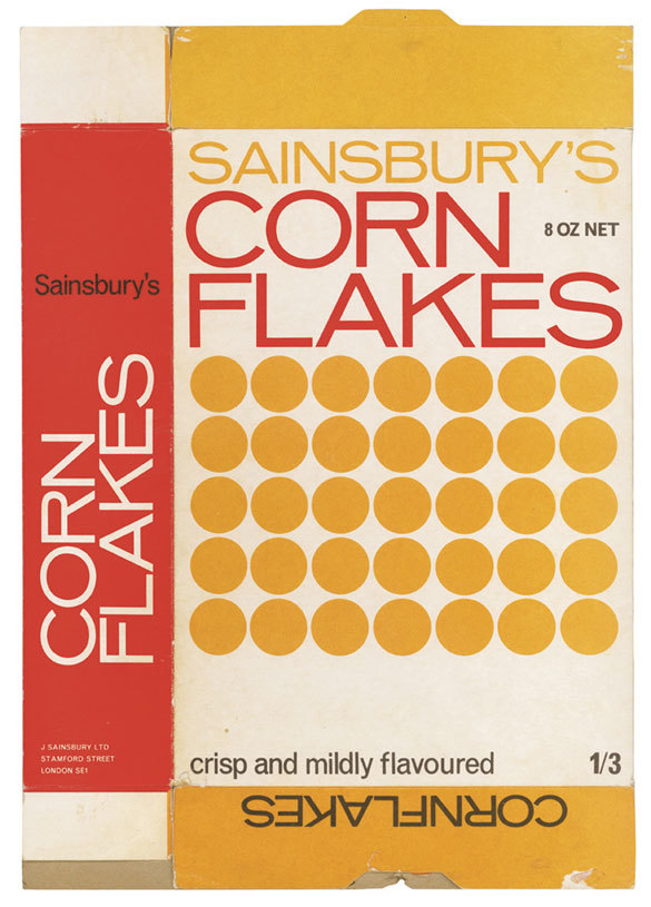 Sainsbury's Corn Flakes 1