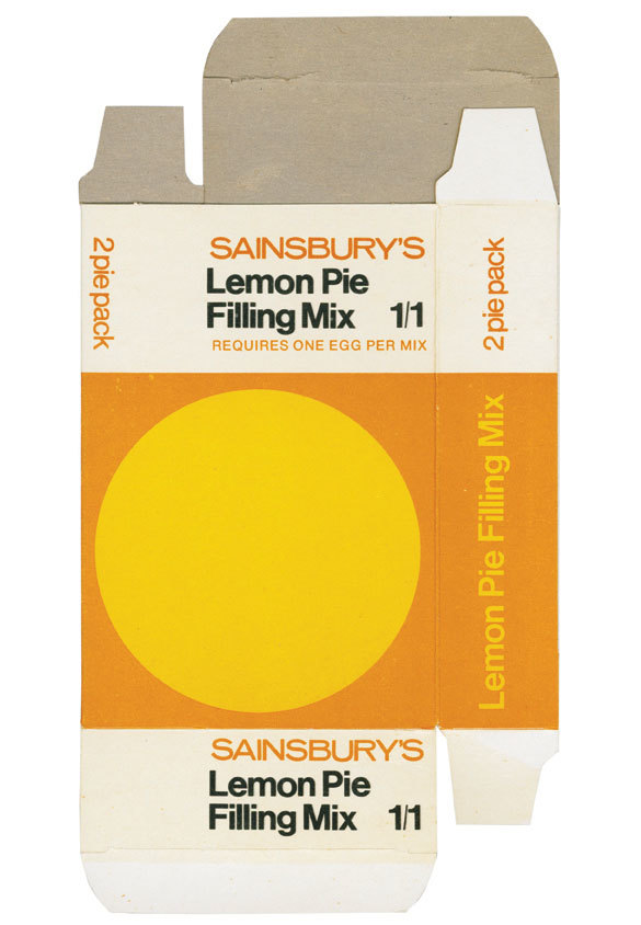 Sainsbury's Packages, 1962–1977 1