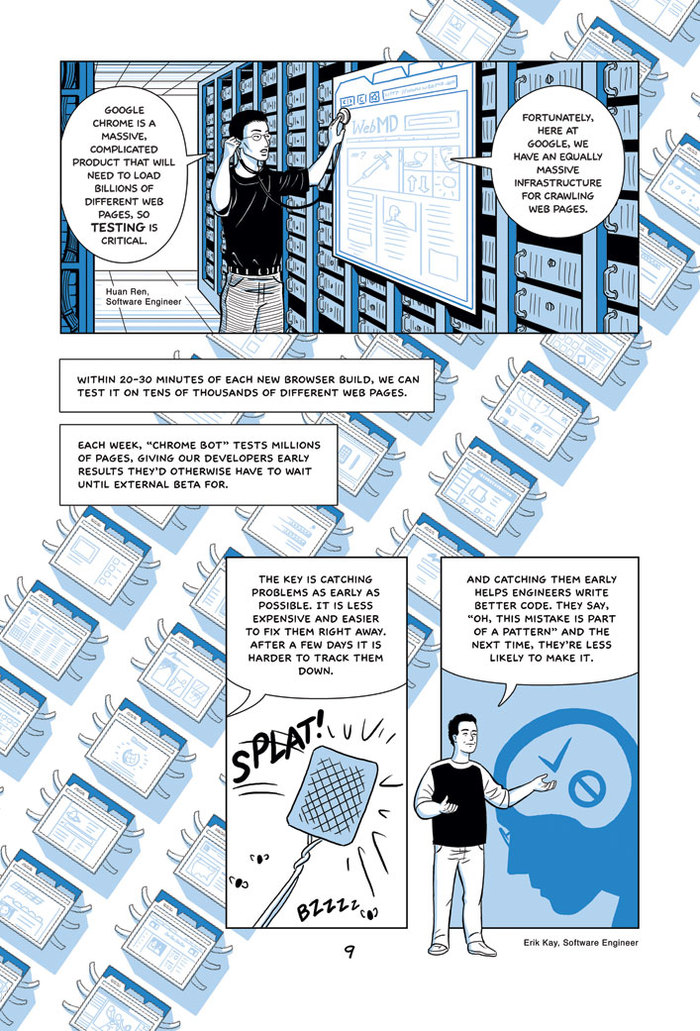 Google Chrome Introduction Comic 3