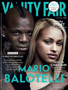 Italian <cite>Vanity Fair</cite> (Feb–Mar 2013)