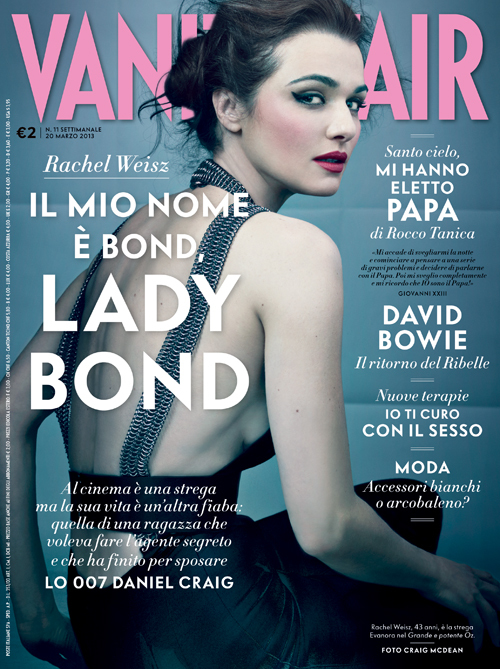 Italian Vanity Fair (Feb–Mar 2013) 2