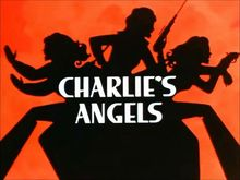 <cite>Charlie's Angels</cite> (1976–81) Main Titles