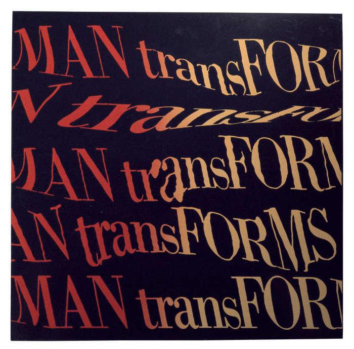 MANtransFORMS exhibition catalog
