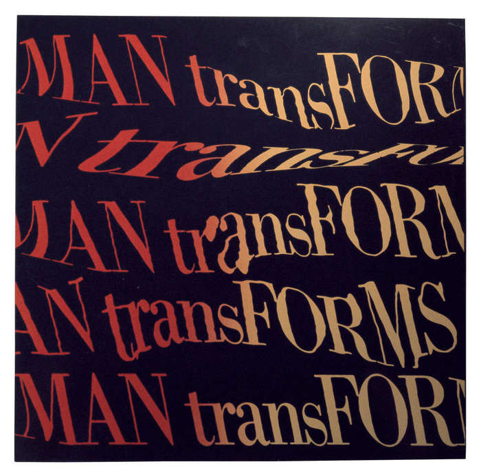 MANtransFORMS exhibition catalog