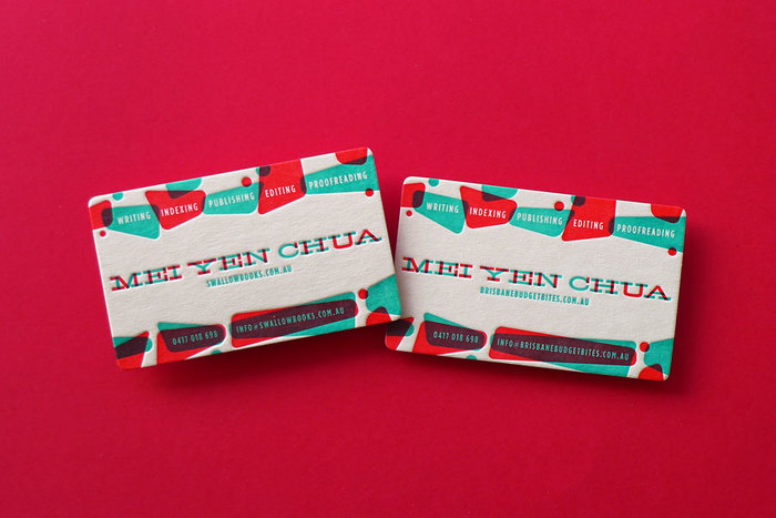 Mei Yen Chua business cards 2