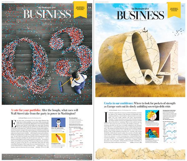 "Washington Post 2012 ""Q"" Covers 4"