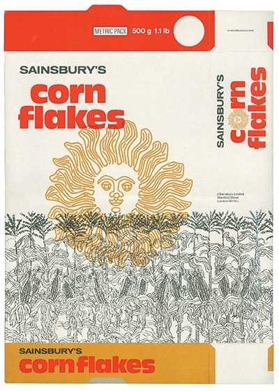 Sainsbury's Corn Flakes 2