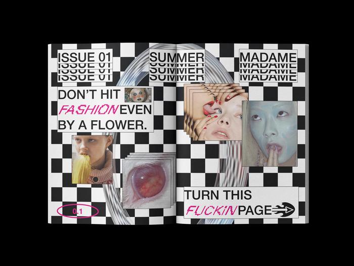 Madame magazine 2