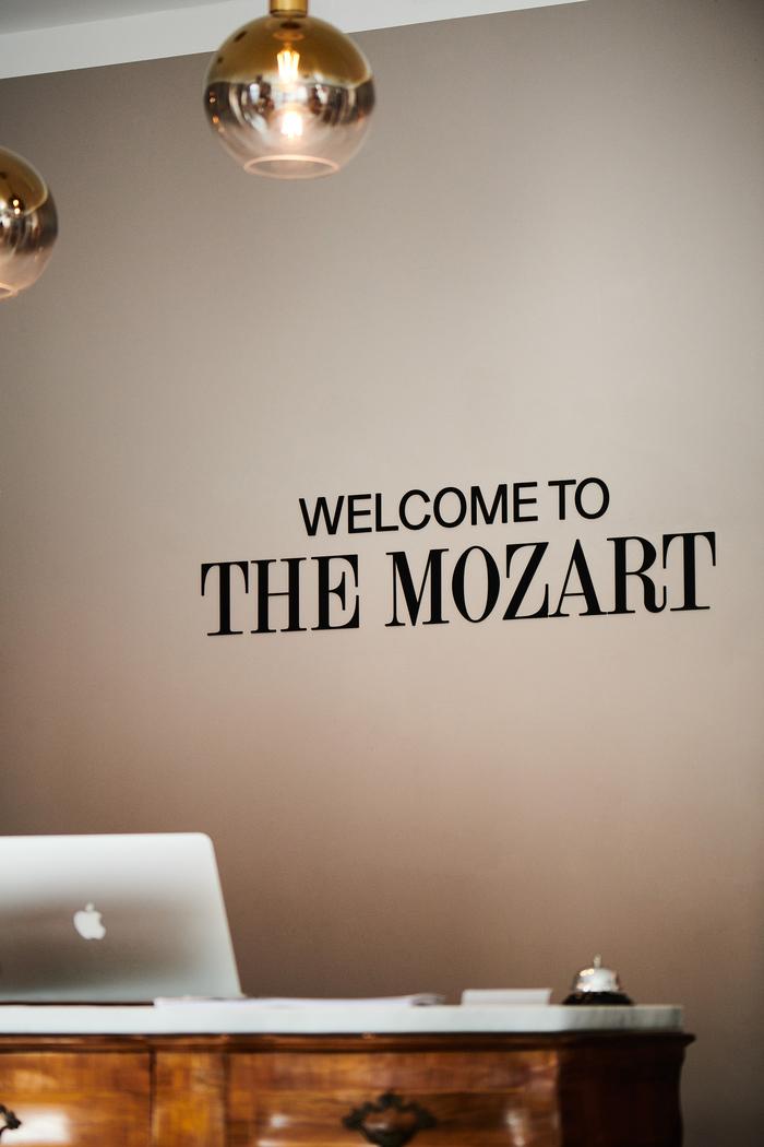 The Mozart, Salzburg 1