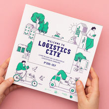 <cite>Welcome to Logistics City</cite>