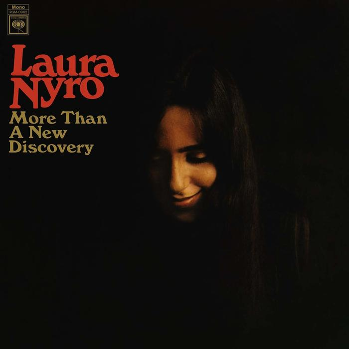 Laura Nyro – More Than A New Discovery album art