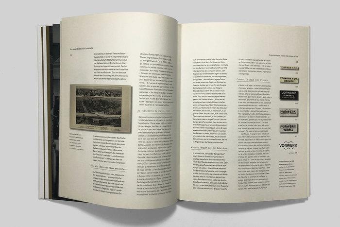 Zeit/Time, Raum/Space, 125 years Vorwerk & Co. Teppichwerke 5