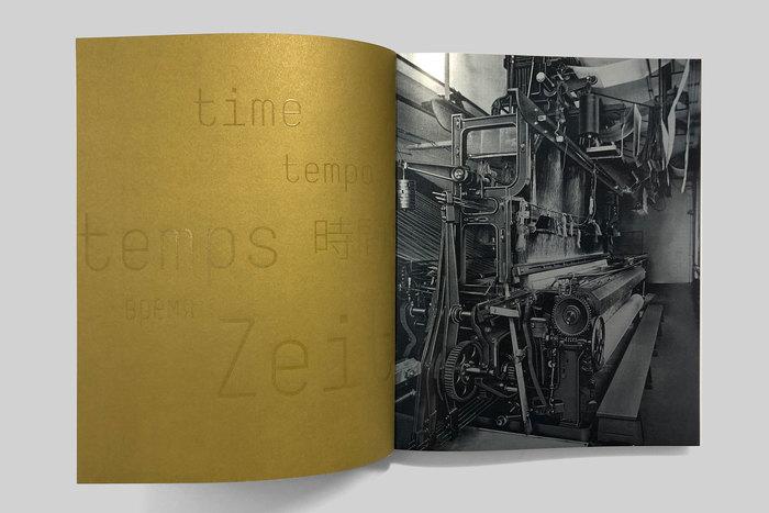 Zeit/Time, Raum/Space, 125 years Vorwerk & Co. Teppichwerke 3