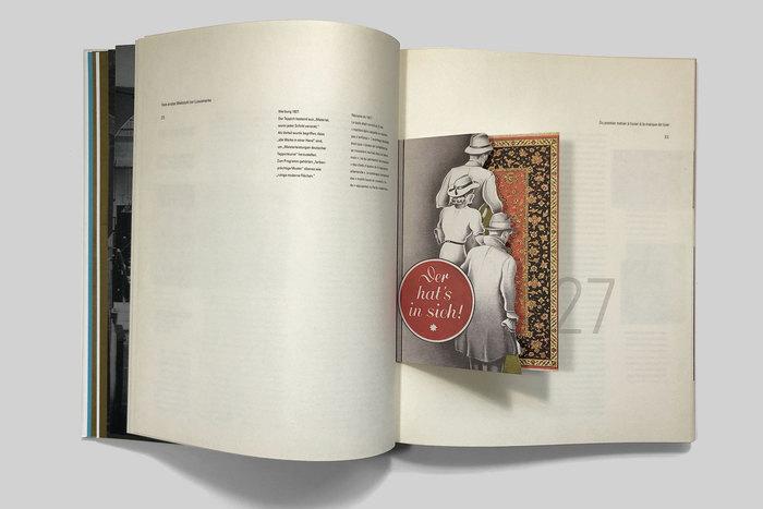 Zeit/Time, Raum/Space, 125 years Vorwerk & Co. Teppichwerke 6