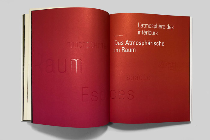 Zeit/Time, Raum/Space, 125 years Vorwerk & Co. Teppichwerke 7