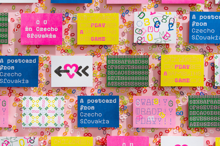 Plastic postcards 2