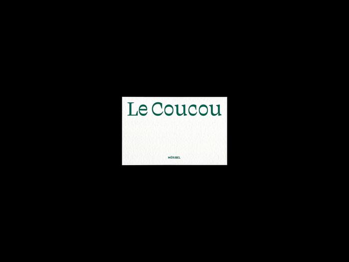 Le Coucou 1