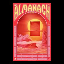 Almanach 2019 poster