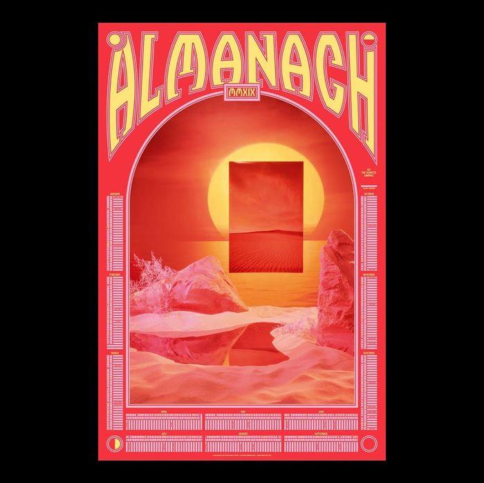Almanach 2019 poster 1