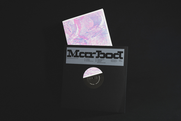 Marbod – Begin Writing Your Story Here album art and videos 2