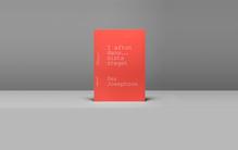 <cite>I Afton Dans… Sista</cite> <cite>Steget</cite> exhibition catalogue