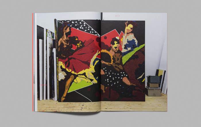 I Afton Dans… Sista Steget exhibition catalogue 10