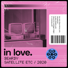 Beardy – <cite>Satellite etc</cite> album art