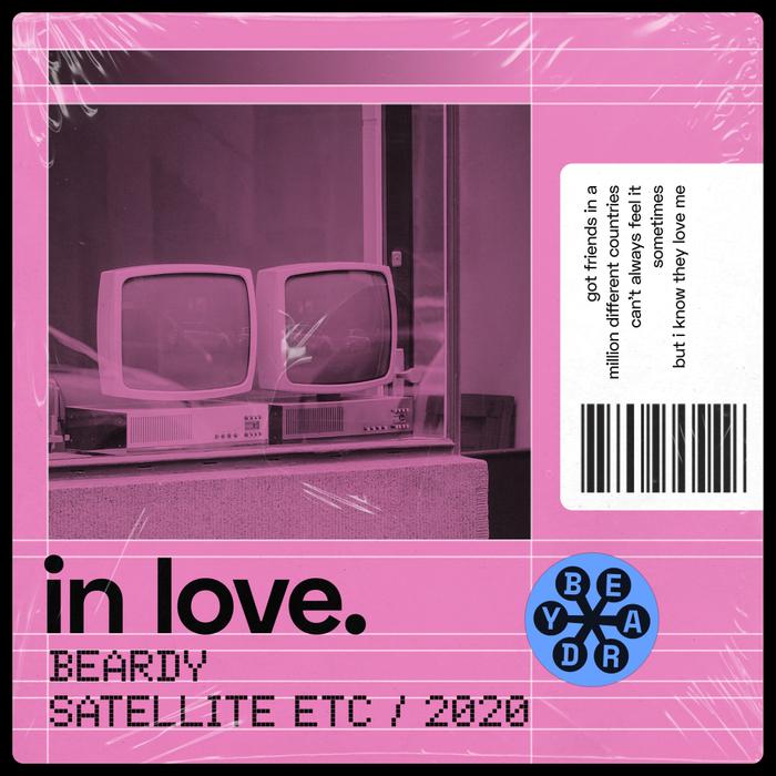 Beardy – Satellite etc album art 1