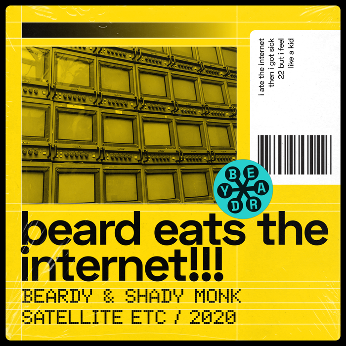 Beardy – Satellite etc album art 3